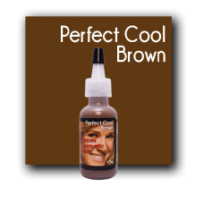 Custom Cosmetic Color - Perfect Cool Brown